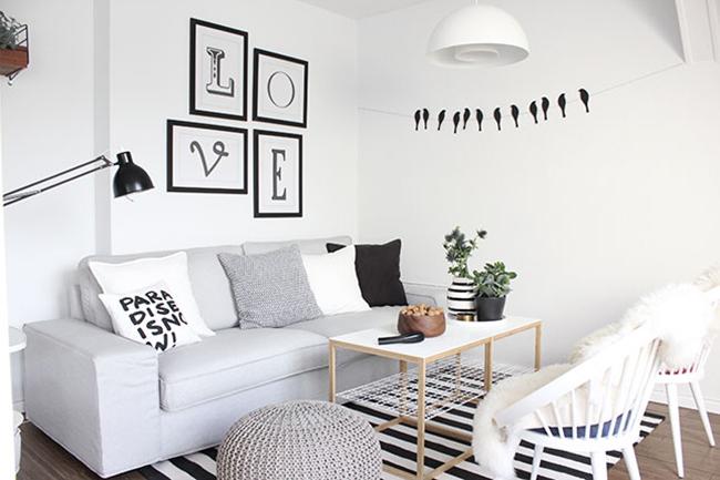 Bloggers@Home: Karina Kaliwoda, oh what a room – lilaliv