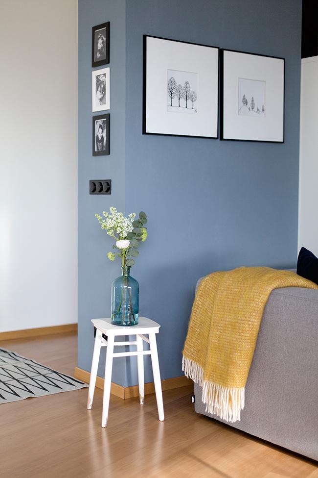 bloggers home melanie nedelko wiener wohnsinn lilaliv. Black Bedroom Furniture Sets. Home Design Ideas